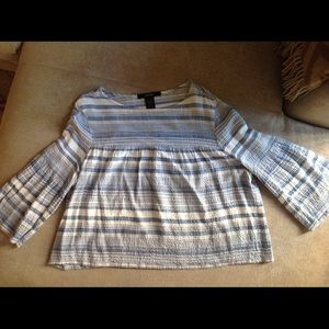 Smythe summer classic blouse top tome shirt S